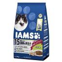 【賞味期限切れ】キャットフード マース 賞味期限:2017年12月7日以降アイムス 15歳以上 チキン 1.5kg(375g×4袋) (ねこ、猫、ネコ)…