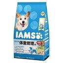 【賞味期限切れ】ドッグフード アイムス 賞味期限:2020年1月4日 成犬用 体重管理チキン中粒 2.6kg 小分けパック (650g×4袋) マース (いぬ、犬、イヌ)(ドライフード、ペットフード)(アダルト)