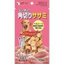 【賞味期限切れ】ドッグフード サンライズ 賞味期限:2019年9月 ゴン太の角切りササミ 100g(いぬ、犬、イヌ)(おや…