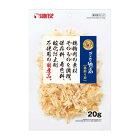 ドッグフードサンライズゴン太の逸品鶏削り節20g
