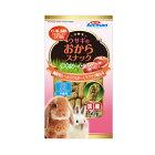 ペットフードドギーマンウサギのおからスナックチモシー&リンゴ50g