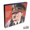 【ポイント2倍☆】Adolf Hitler アドルフ・ヒトラーインテリアアートパネル ポップアートパネル ポスター 壁掛け オ…