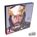 Iron Man (Unmasked) アイアンマン(トニースターク)[ロバート・ダウニー・Jr] インテリアグラフィックボード [アベンジャーズ シビル・ウォ...