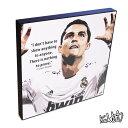 Cristiano Ronaldo3 クリスティアーノ・ロナウド3 [レアル・マドリード][FW] インテリアグラフィックボード [リーガ・エスパニョーラ] お洒落にお部屋を彩るアートパネル【スポーツ