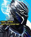 Black Panther ブラックパンサー インテリアグラフィックボード [Marvel マーベル アベンジャーズ] お洒落にお部屋を彩るウォールアートパネル...