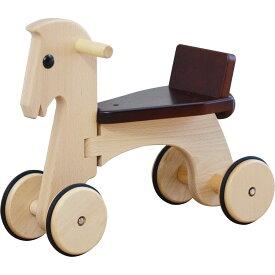 1年保証 コイデ KOIDE 日本製 おもちゃ 玩具 ポニー M29 乗り物 乗用玩具 知育 室内 1歳 2歳 男の子 女の子 子供 幼児 ベビー 知育玩具 出産祝い 誕生日 ウッド 天然木 国産 ■[送料無料]