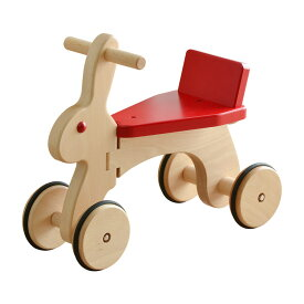 1年保証 コイデ KOIDE 日本製 おもちゃ 玩具 ラビット S23 乗り物 乗用玩具 知育 室内 1歳 2歳 男の子 女の子 子供 幼児 ベビー 知育玩具 出産祝い 誕生日 ウッド 天然木 国産 ■[送料無料]