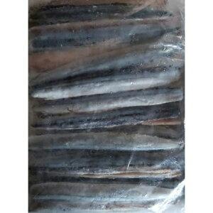 【冷凍】秋刀魚フィーレ(腹骨無し)1kg(kg30〜35尾) サンマ さんま 業務用