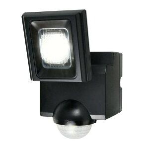 【代引料無料】ELPA(エルパ) 屋外用LEDセンサーライト 乾電池式 ESL-N111DC