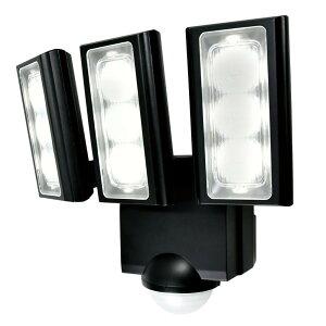 【代引料無料】ELPA(エルパ) 屋外用LEDセンサーライト 乾電池式 ESL-313DC