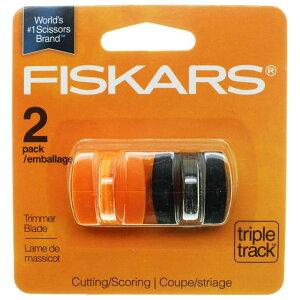 【代引料無料】Fiskars(フィスカース) トリマー替え刃&折り目 01-001555(4103310)
