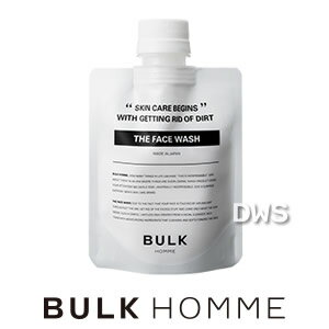 バルクオム ザ フェイスウォッシュ BULK HOMME THE FACE WASH 洗顔料 100g 【代引料無料】