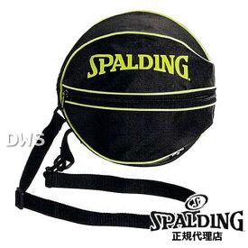 スポルディング ボールバッグ★ライムグリーン[SPALDING] Ball Bag LIME GREEN【代引料無料】【pcp0319】--135
