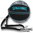 【2019SSモデル】スポルディングポリネシアンブラックボールバッグ[SPALDING]【スポルディングボールバッグ】【バスケボールバッグ】【代引料無料】