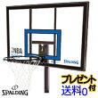 【送料無料】スポルディングハイライトアクリルポータブルバスケットゴール[SPALDING]【smtb-k】【ky】