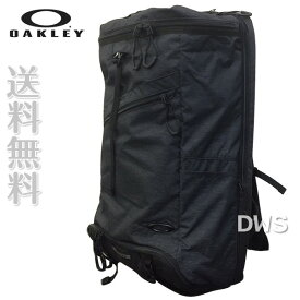 【ULS】【正規代理店品】【2019年LINE UP】オークリー エッセンシャル ボックス パック OAKLEY ESSENTIAL BOX PACK L 3.0 BLACK HEATHER(921556JP-00H)【バックパック】【送料無料】【代引料無料】--015