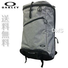 【ULS】【正規代理店品】【2019年LINE UP】オークリー エッセンシャル ボックス パック OAKLEY ESSENTIAL BOX PACK L 3.0 LIGHT HEATHER GREY(921556JP-22K)【バックパック】【送料無料】【代引料無料】--015
