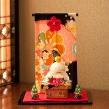 鏡餅門松正月飾り迎春飾り【和ごころ鏡餅(几帳付き)】海外おみやげ『龍虎堂』【リュウコドウ】