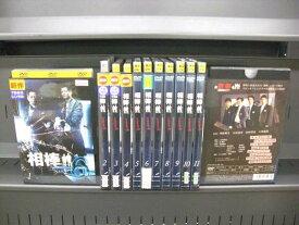 (日焼け)相棒 season6(シーズン6)1〜12(全12枚)(全巻セットDVD)/中古DVD[邦画TVドラマ]【中古】