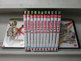 (日焼け)弱虫ペダル 1〜13 (全13枚)(全巻セットDVD)/中古DVD[アニメ/特撮DVD]【中古】