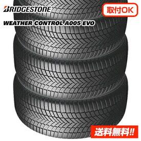 【2020年製 在庫有】新品オールシーズンタイヤ ブリヂストン 235/45R18 98Y XL ウェザーコントロール Weather Control A005 EVO 4本セット