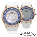 取寄品 正規品ROMAGO DESIGN腕時計ロマゴデザイン RM067-0162PL-RGBU アトラクション Attraction レディース腕時計 au…