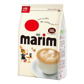 [エントリーでP10倍]AGF 「マリーム」 袋 500g×4個 | インスタント 珈琲 コーヒー 粉 ギフト 送料無料