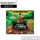 [冷凍食品]マルハニチロ WILdish ソース焼きそば 250g×12袋 | やきそば