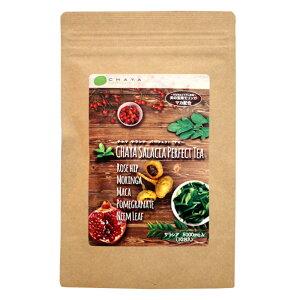 【10%OFFクーポン】CHAYAマクロビフーズ CHAYA サラシア パーフェクトティー 25g(2.5g X 10包) 新商品