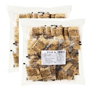 【10%OFFクーポン】マコト すりごま 個包装 業務用 2g×100P×2個 新商品