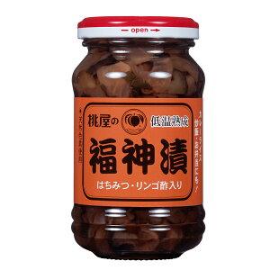 桃屋 桃屋の福神漬 145g×6個 | 桃屋 福神漬 フクジンヅケ 七目 大根 きゅうり なす 茄子 れんこん 蓮根 しそ なた豆 しょうが カレースマイルスプーン 送料無料