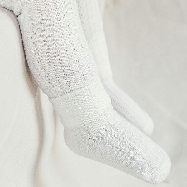 メローサマー ベビー レギンス+靴下セット【メール便発送】