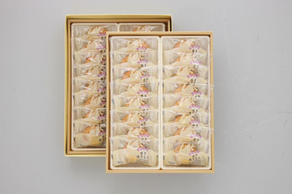 【明月堂】博多通りもん 32個【九州博多土産】