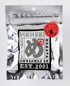 【福太郎】めんべいチップス プレーン×カラーチョコ 38g 【九州 福岡 博多 お土産】