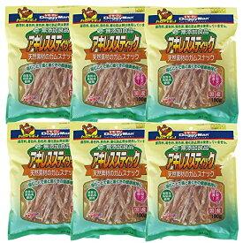 ドギーマン 犬用おやつ 無添加良品アキレススティック チキン 100g×6個 (まとめ買い)