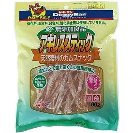 ドギーマンハヤシ (まとめ買い)ドギーマン 無添加良品アキレススティック 100g 犬用 【×4】