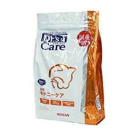 【療法食】 ドクターズケア キャットフード Dr's Care 猫 キドニーケアチキンテイスト 1.5kg