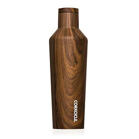 SPICE OF LIFE(スパイス) 水筒 ステンレスボトル CANTEEN CORKCICLE ORIGINS ウォールナット 470ml 16oz 保冷 保温 真空断熱 2016PWW