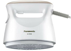パナソニック 衣類スチーマー ピンクゴールド調 NI-FS530-PN