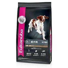 ユーカヌバ アダルトラム&ライス 全犬種用 7.5kg