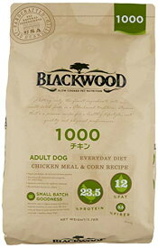 ブラックウッド ドッグフード 1000 チキン 2.7kg