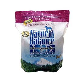 ナチュラルバランス スウィートポテト&ベニソン (全犬種/全年齢対応) 2.27kg