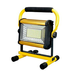 Makilight 投光器 100W 高輝度 ハンドル式 ポータブル作業灯 LEDライト看板灯 昼白色 夜釣り停電対策 防水防塵 地震 防災対策 登山 軽量 非常灯 緊急 防災 屋外照明