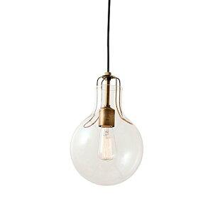 インターフォルム ペンダントライト オリテ ボール型 ハウス電球付き