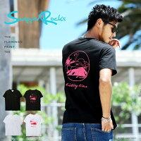 ◆ネオンフラミンゴTシャツ◆