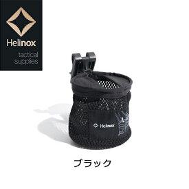 【スマホエントリー限定でP10倍!7/19 09:59迄】日本正規品 Helinox ヘリノックス カップホルダー / ブラック【メール便・代引不可】