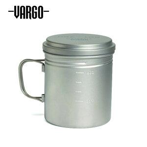 VARGO バーゴ チタニウムボット700 T-466 【ポット/ボトル/クッカー/アウトドア/キャンプ】