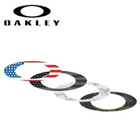 OAKLEY オークリー Flag Logo Sticker Pack Small (74) 211-006-001 【ステッカー/シール/おしゃれ/アウトドア】【メール便発送350円・代引不可】