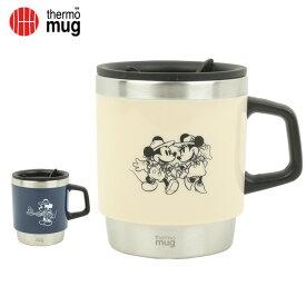【月間優良ショップ受賞】THERMO MUG サーモマグ Outdoor Mickey Stacking mug ST-OM 【マグカップ/タンブラー/アウトドア/キャンプ】