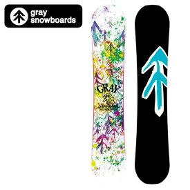 【11/1限定●P最大13倍!楽天カード利用&ワンダフルデー】2020 GRAY SNOWBOARDS グレイ スノーボード EPIC エピック 【2020/日本正規品/スノー】